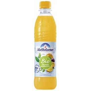 Adelholzener Bio Apfel-Orange-Maracuja