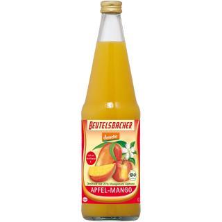 Apfel-Mango-Saft  0,7 ltr. Flasche